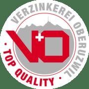 Gütesiegel Verzinkerei Oberuzwil